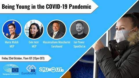 Webinar on Being Young in the COVID-19 Pandemic