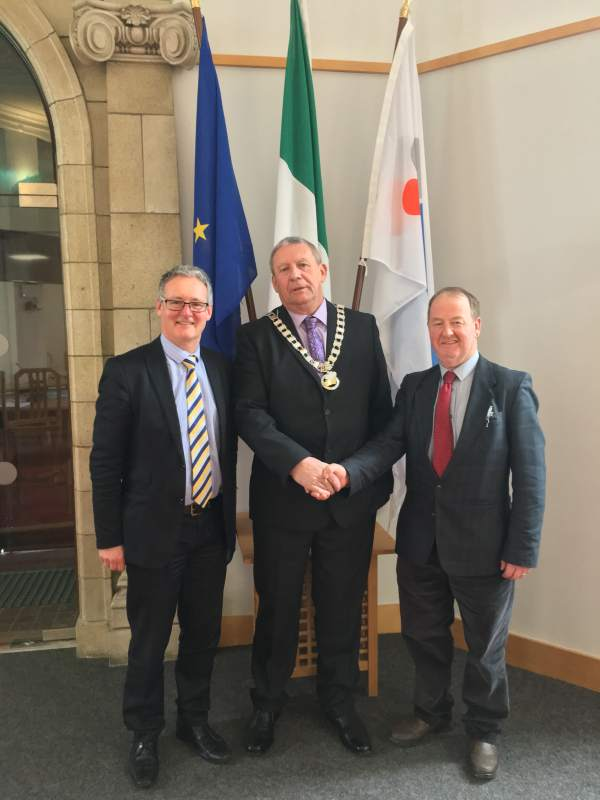 Southern Regional Assembly elects Cathaoirleach for 2018 term