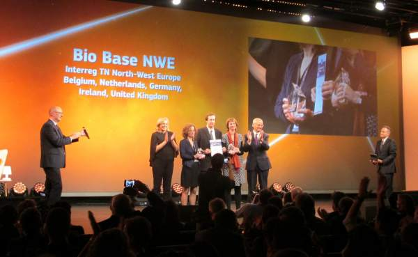 Irish link to Interreg NWE project win at RegioStars Awards 2017
