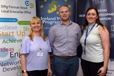 LEO Waterford attending When Science Met Business,8th June 2018