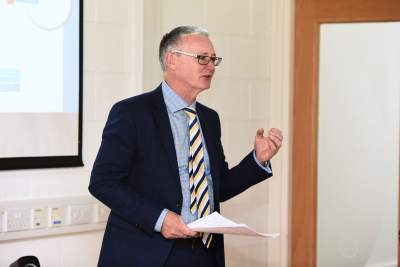 Mr Stephen Blair, Director Southern Regional Assembly