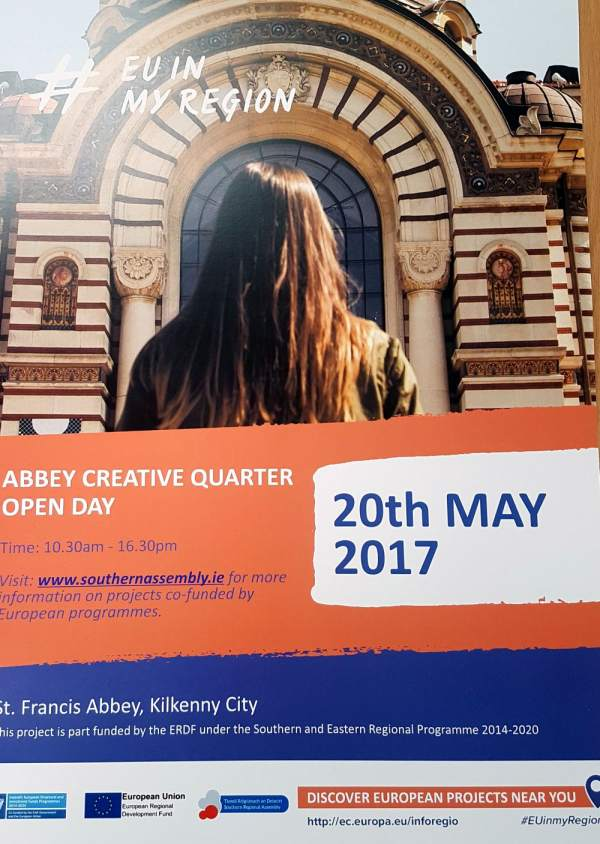 ABBEY CREATIVE QUARTER SITE OPEN DAY