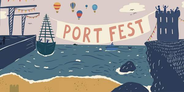 First Ever Online Port Fest for Rosslare this April