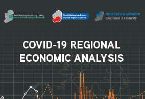 Impact of COVID-19 on Irish Regions