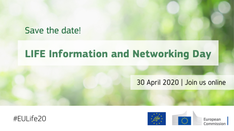 2020 LIFE Programme Virtual Information Day