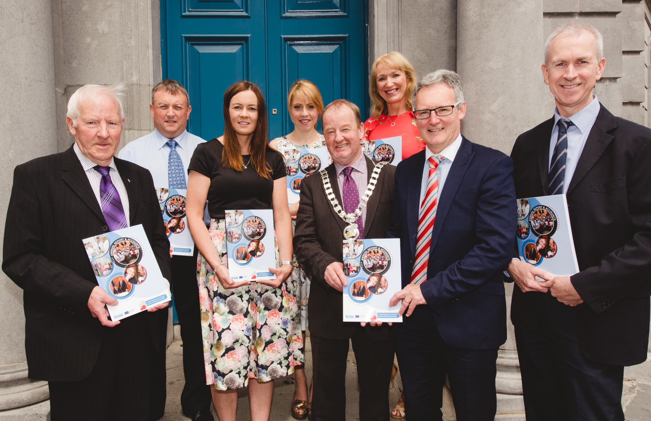 Launch of the Assembly's Annual Report 2016