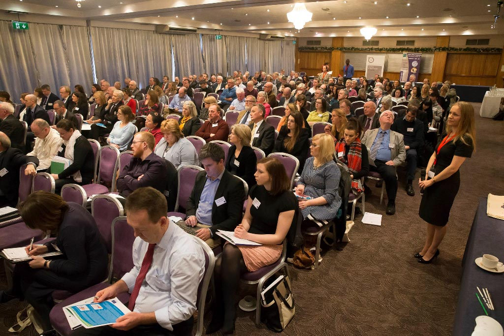 Delegates at the Regional Assemblies Joint Annual Conference 2014 in the Ferrycarrig Hotel, Wexford