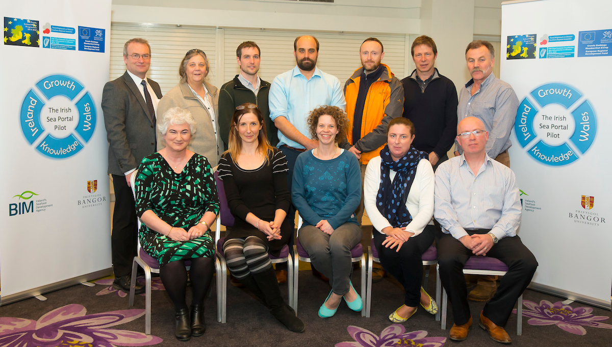 Ireland Wales Programme-funded STREAM project launch