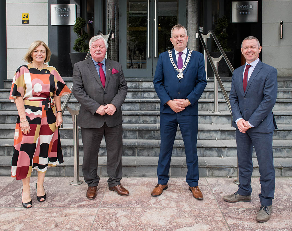 Southern Regional Assembly Elects Cathaoirleach
