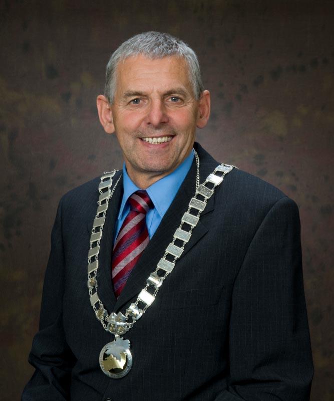 Cllr. Kevin Murphy, Cathaoirleach S&E Regional Assembly  2009-2010