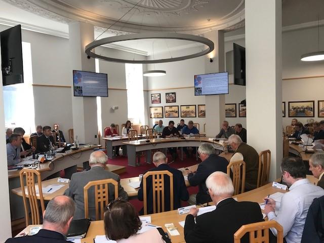 SRA Meeting May 2019