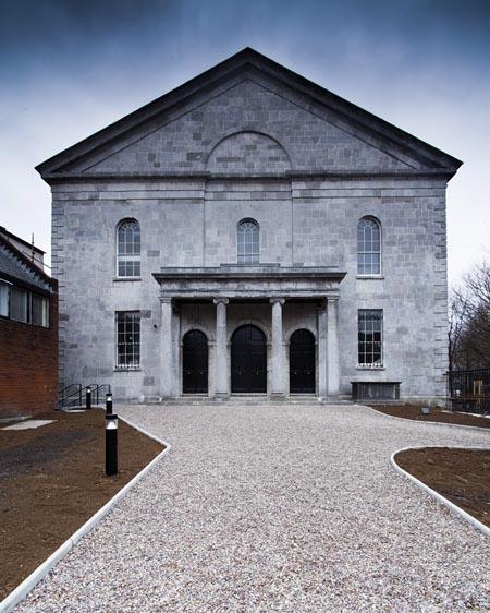 ERDF Gateway scheme Cork, Triskel Centre