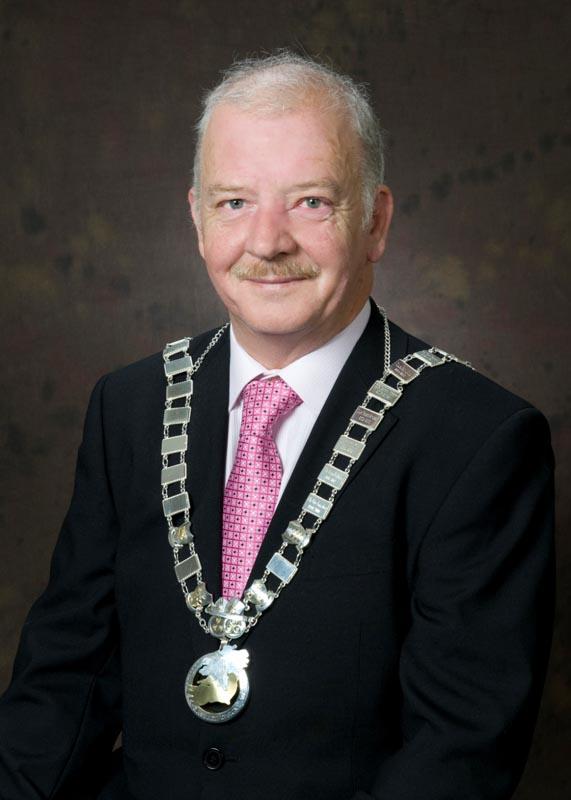 Cllr. Tomás Breathnach, Cathaoirleach S&E Regional Assembly 2011-2012