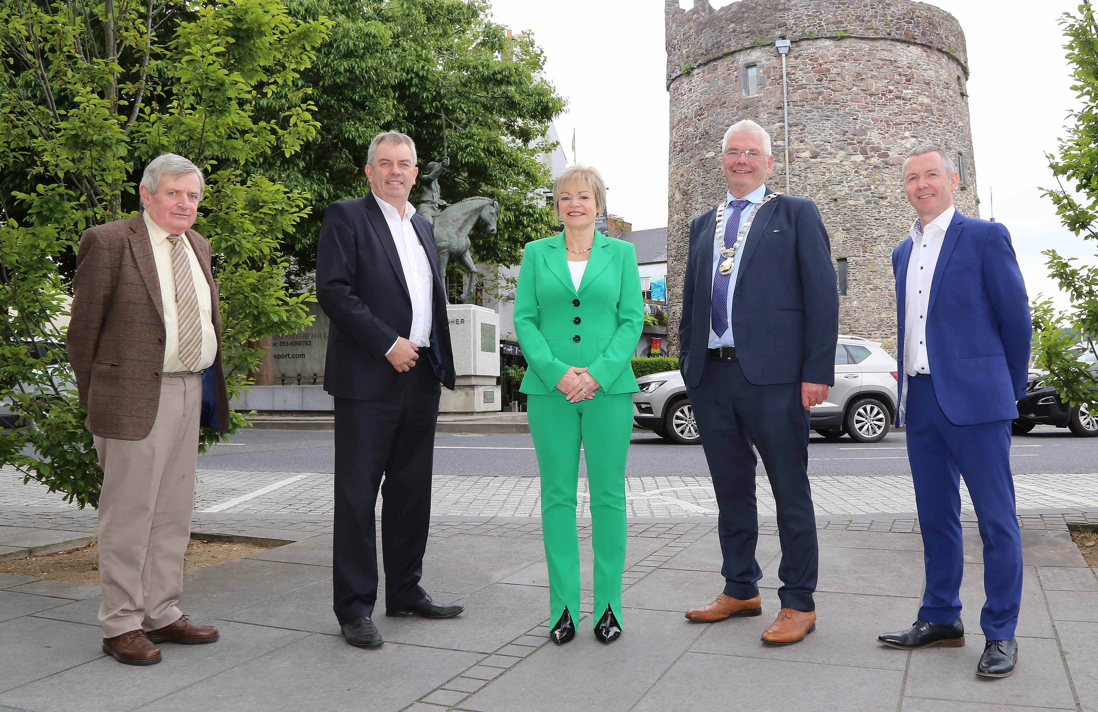 Southern Regional Assembly Elects Cathaoirleach 2021-22