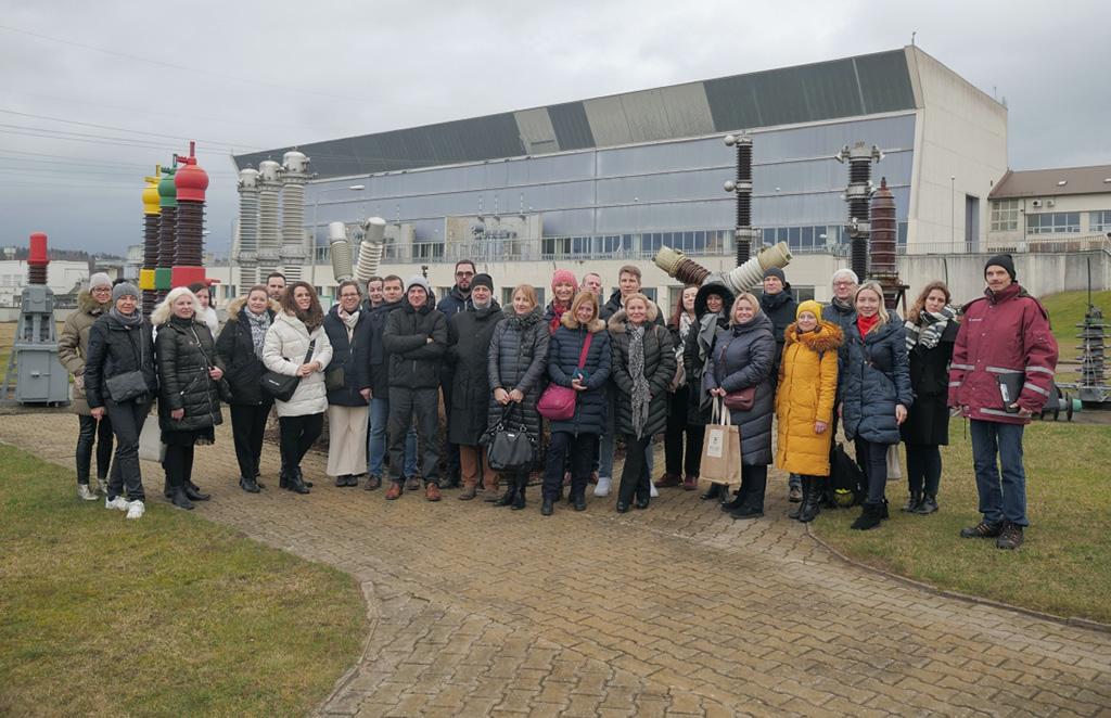 FIRESPOL Interregional Study Visit to Latvia, February 2020