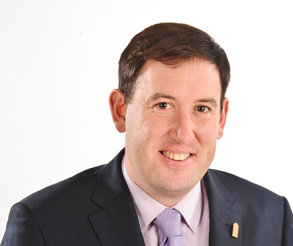 Cllr Kieran McCarthy