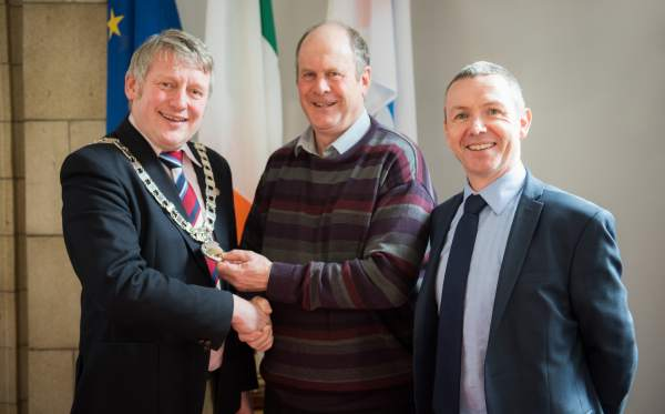 Southern Regional Assembly elects Waterford native Cllr. Jason Murphy as Cathaoirleach for 2019
