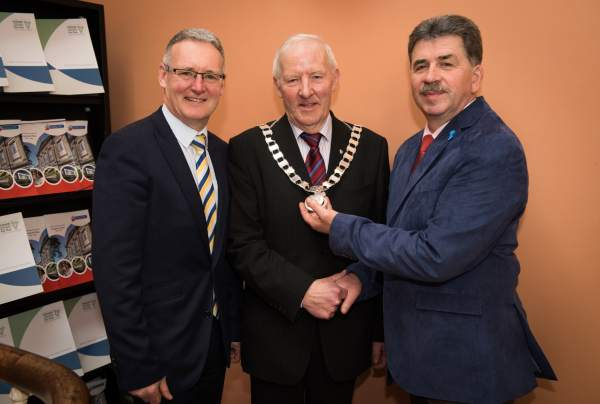 Southern Regional Assembly elects Cathaoirleach for remaining 2017 term.
