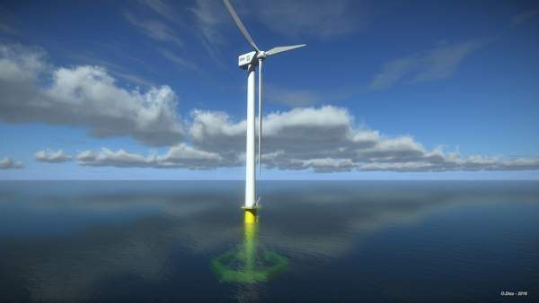 €31m project secured for floating wind project in North West Europe