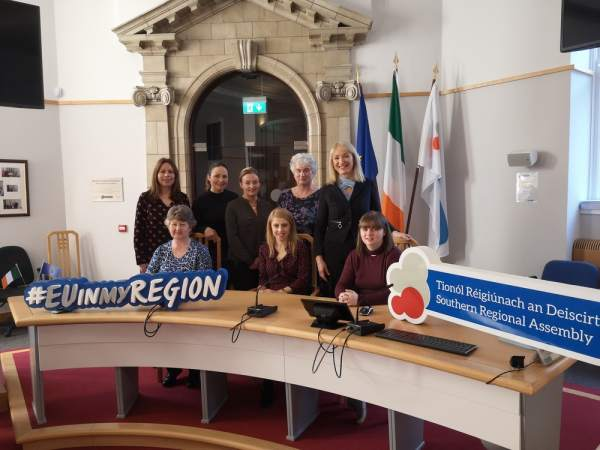 Assembly Celebrates International Women's Day 2019