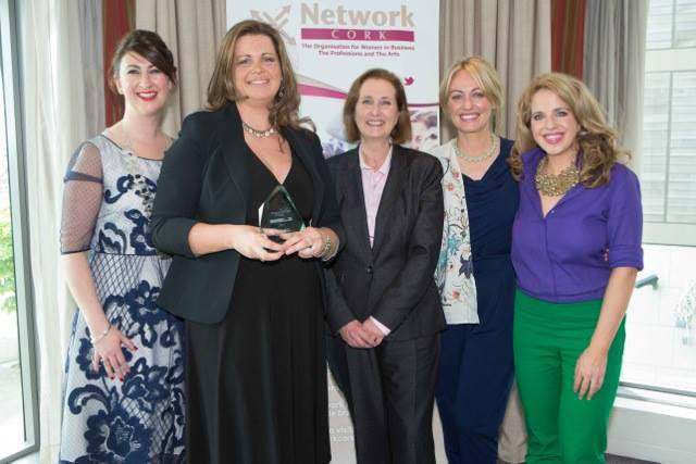 Members of the Women in Business Network Cork.