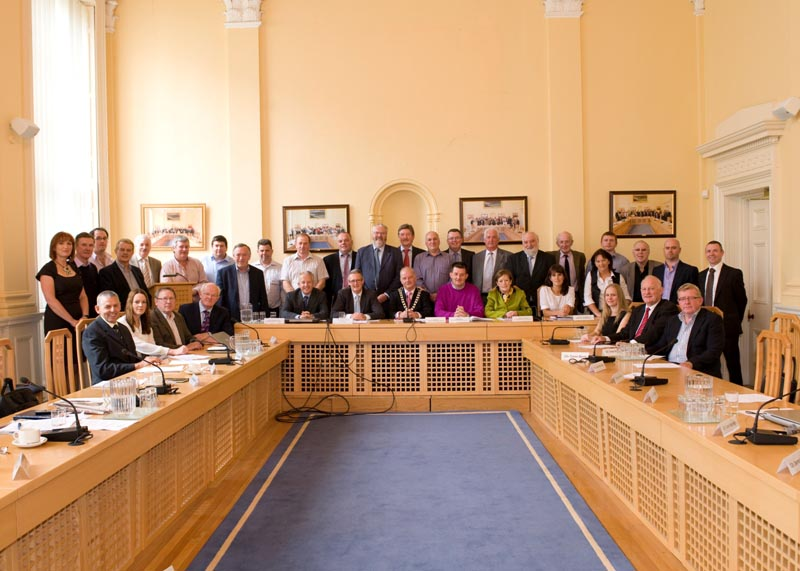 S&E Regional Assembly Annual General Meeting  2011