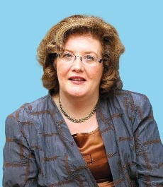 Cllr. Maria Byrne, Limerick City and County Council, Member of the Southern Regional Assembly and Irish delegate to the Committee of the Regions (CoR)