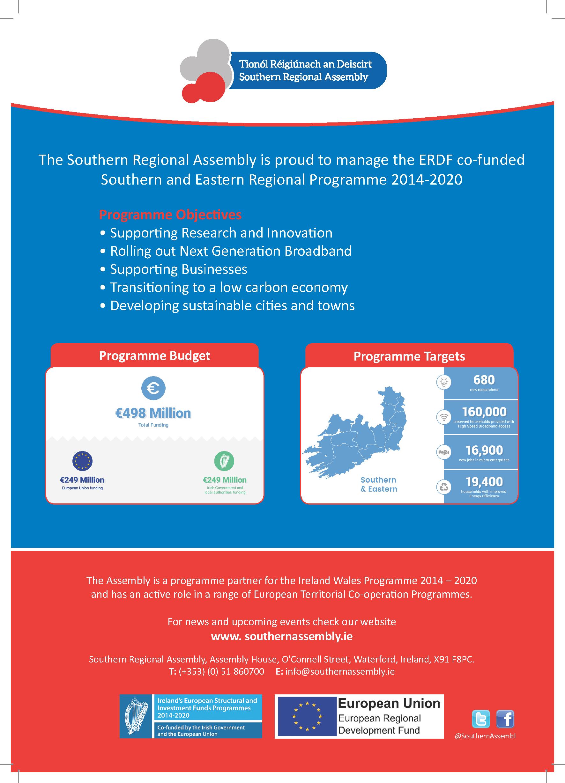 S&E Regional Programme