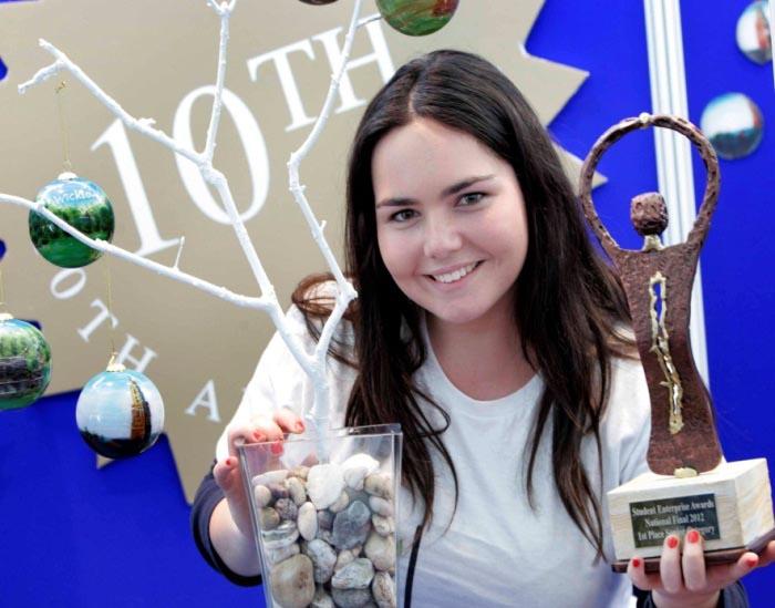 Schools Programme Senior Category Winner Ciara Whooley