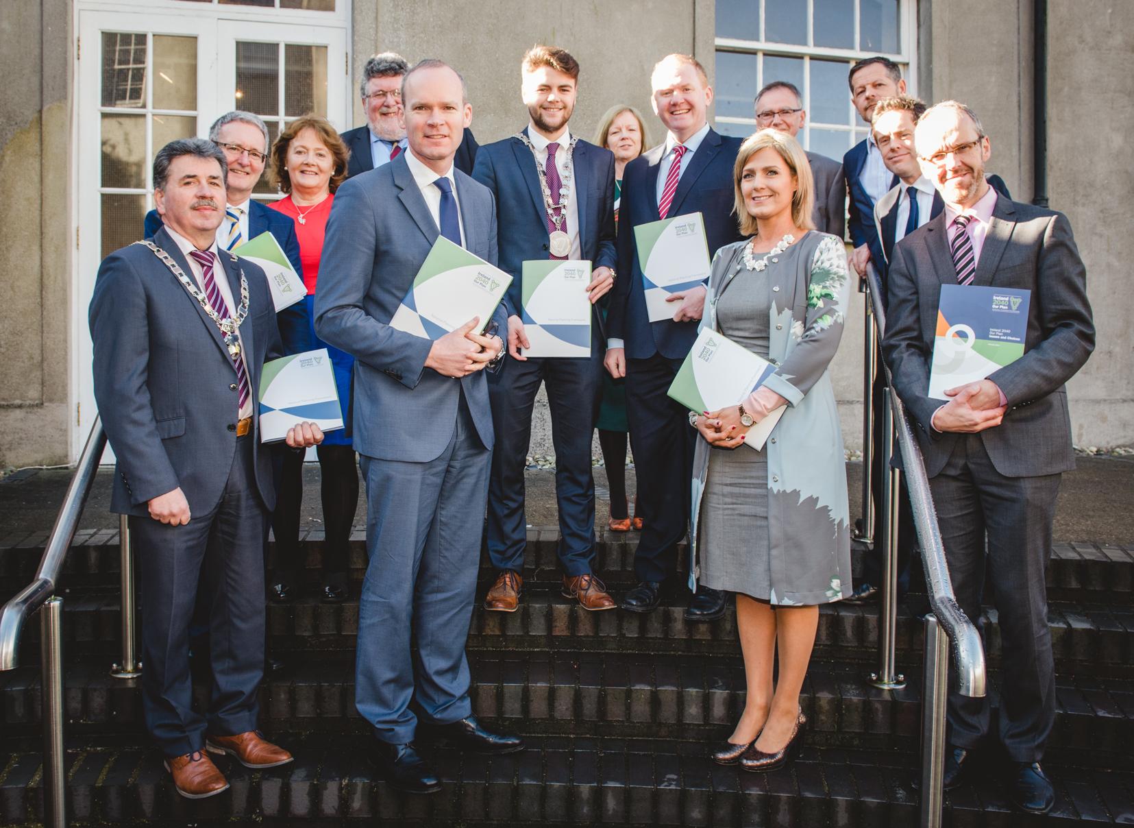 National Planning Framework Launch, Southern Region