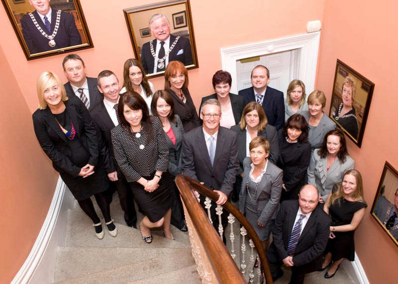 Staff of the S&E Regional Assembly 2011