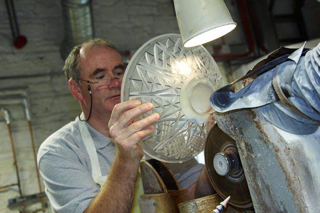 ERDF Gateway scheme Waterford Crystal Master Cutter