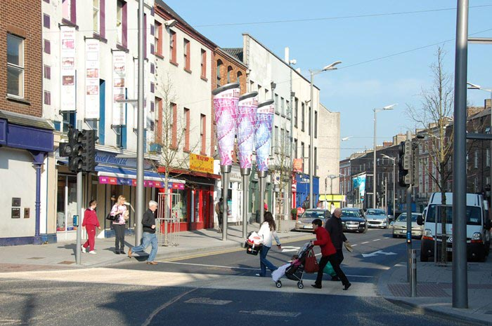 Public Realm Enhancement Works at William Street, Limerick