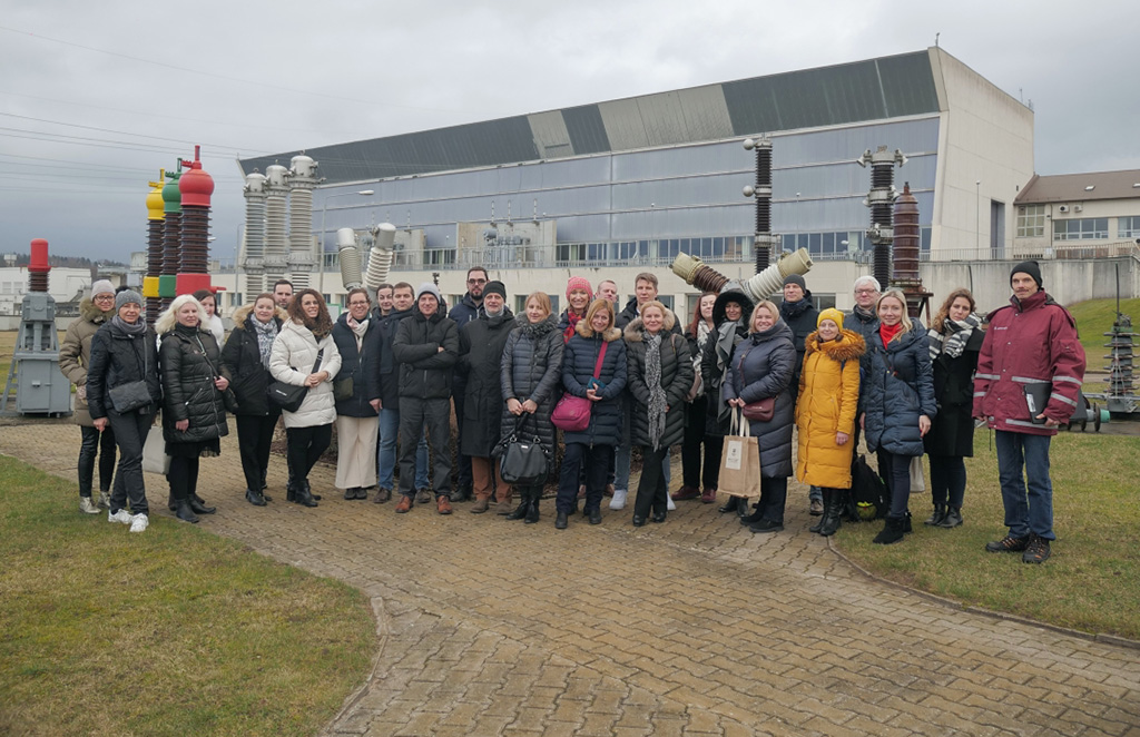 FIRESPOL Interregional Study Visit to Latvia, February 2020