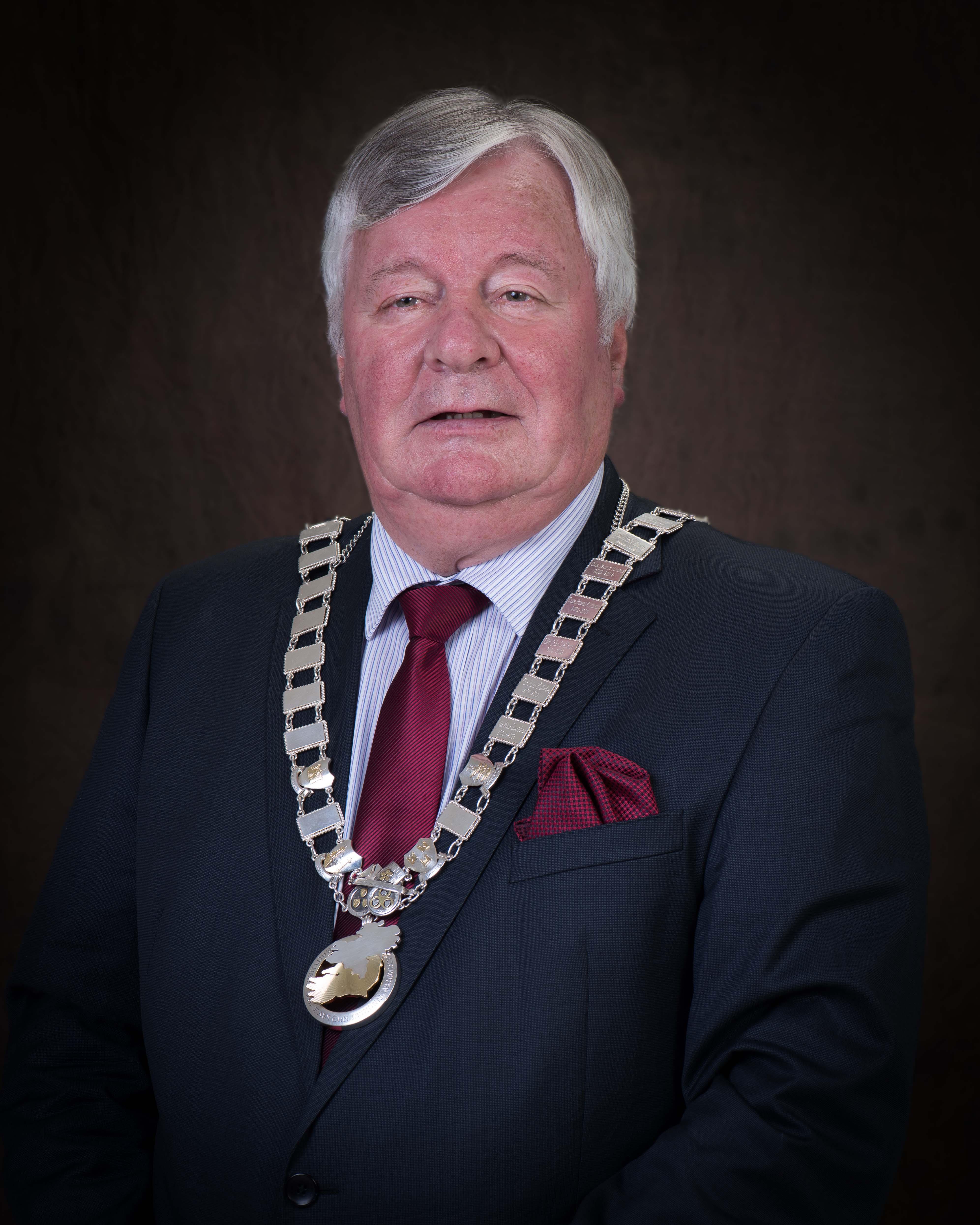 Cllr Joe Carroll, Cathaoirleach