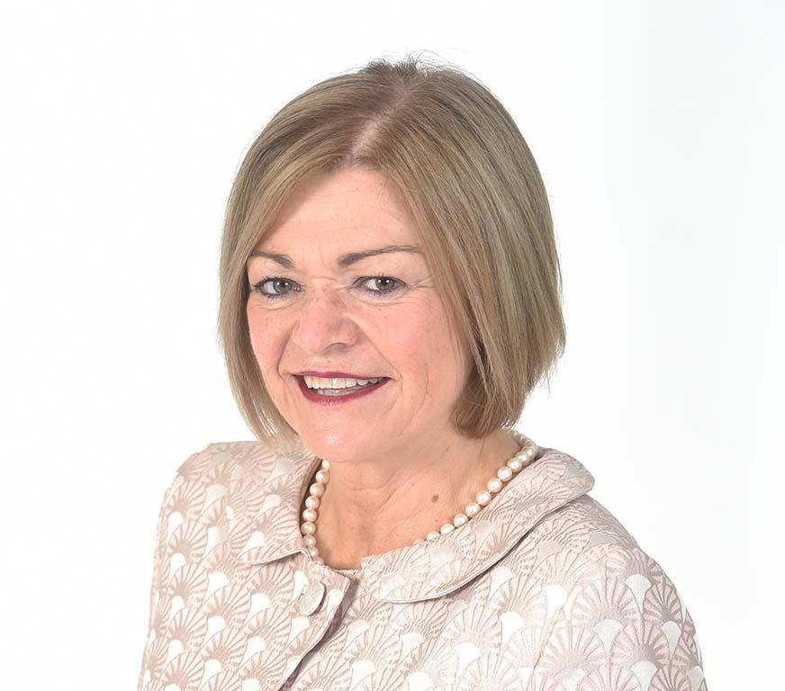 Cllr Deirdre O'Brien, Leas-Cathaoirleach