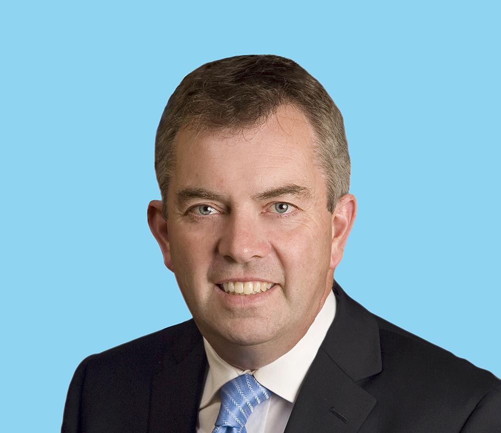 Cllr John Sheahan, Cathaoirleach