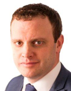 Cllr Shane O'Callaghan